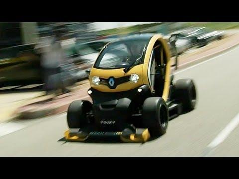► Twizy Renault Sport F1