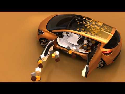 Renault - R-Space concept car presentation