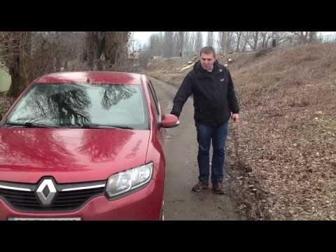 Renault Logan-2 опыт эксплуатации