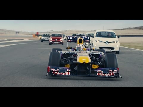 Renault: World champion technology as standard