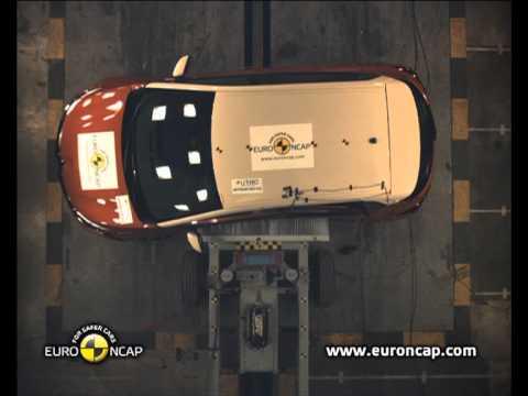 Euro NCAP   Renault CAPTUR   2013   Crash test