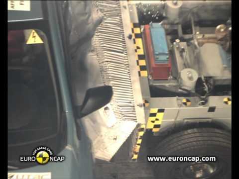 Euro NCAP   Renault Fluence ZE   2011   Crash test