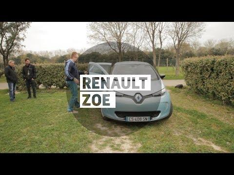 Renault Zoe - Большой тест-драйв (видеоверсия)