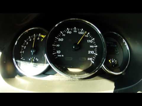 Динамика разгона Renault Megane III 2.0 CVT