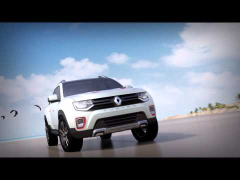 New Renault Duster Oroch