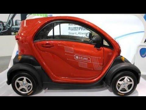 Китайская копия Renault Twizy
