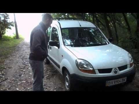 Обзор Renault Kangoo 1.5 dci