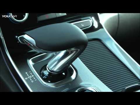 Интерьер Renault Espace V 2015 года