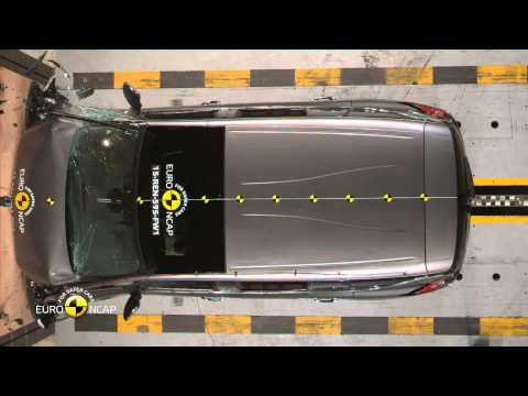 Краш-тест Renault Espace 2015
