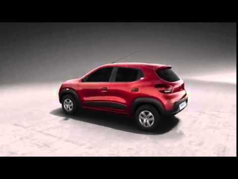 Renault Kwid - новый хэтчбек